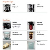 Navigation light & Signal Light (10)
